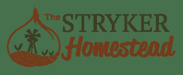 The Stryker Homestead logo