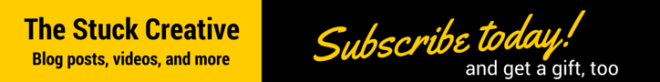 Subcribe today_yellow