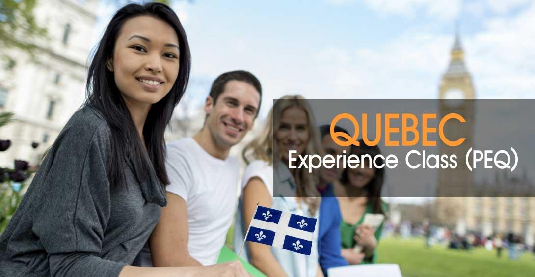 Quebec Experience Class: PEQ