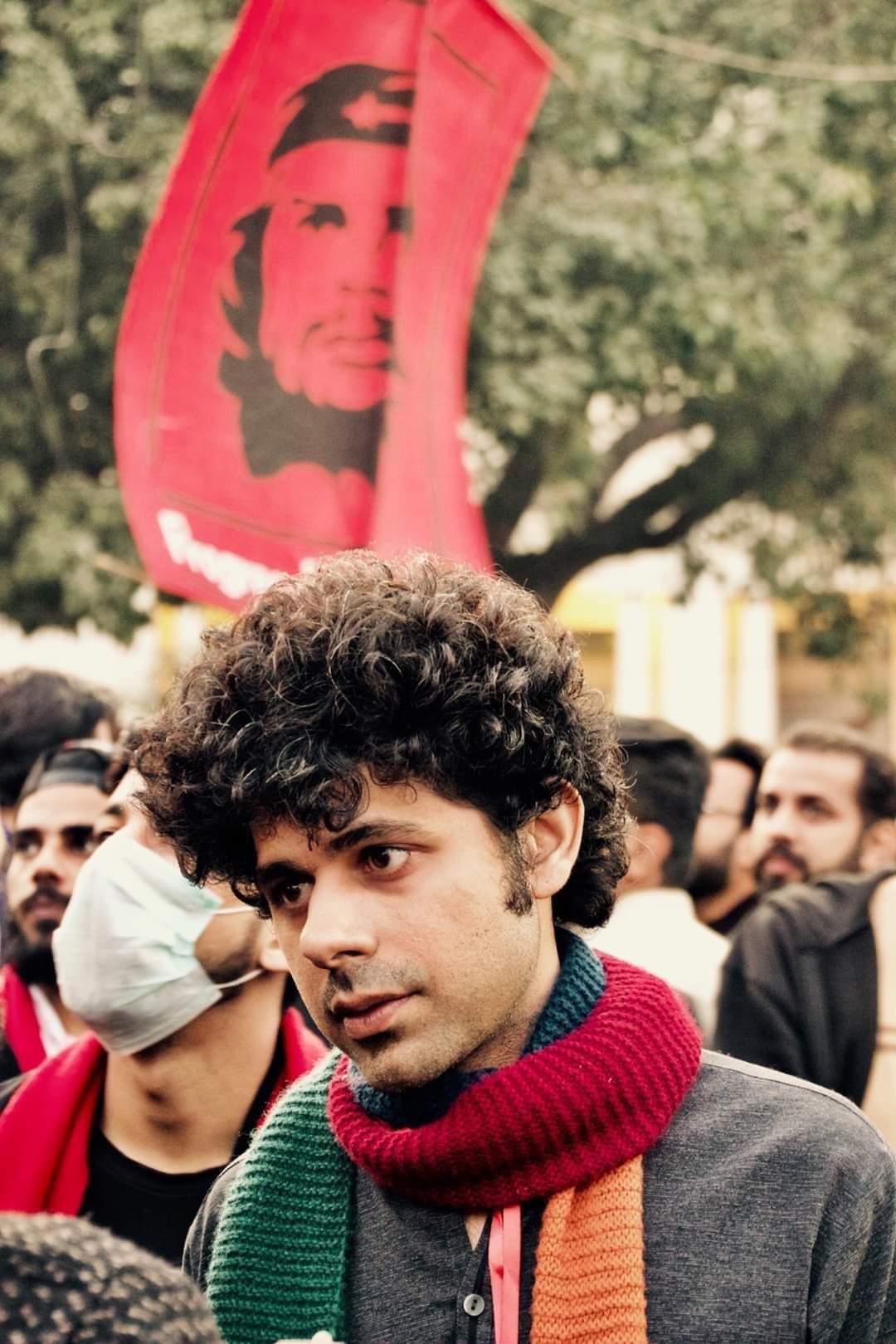 سُرخ سُرخیل: عمار علی جان کی جُہدِ مسلسل