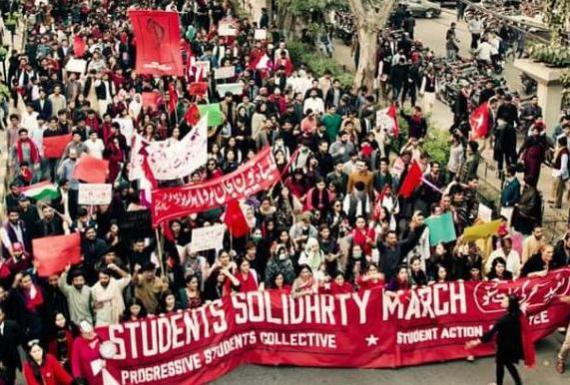 موجودہ بحران میں لال لال تحریک کا کردار
