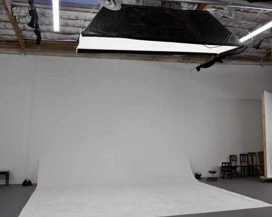 Rental Studio Motorcycle Softbox