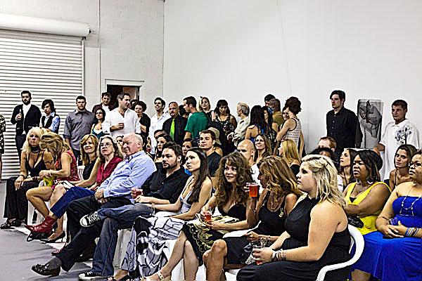 Fashion Show Seating