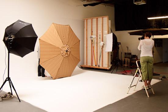 Flexx Market Umbrellas Photography rental studio phoenix video studio for rent