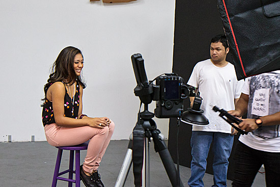 Phyras Men at renting photography studio