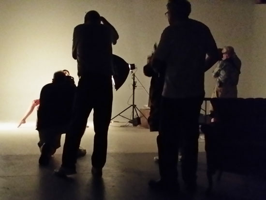 Art Nude Photography Workshop
