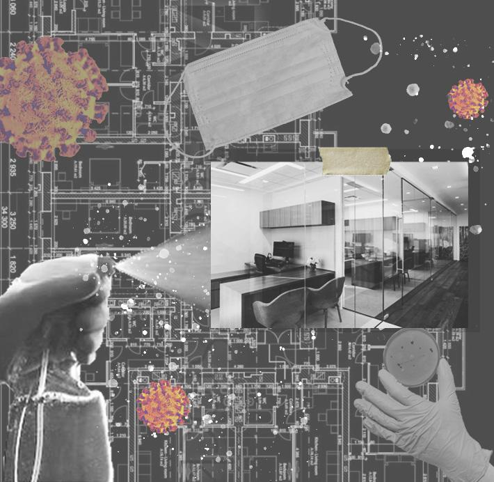 STUDIO Arachitecture Safe Building Strategies in the Corona Virus Era
