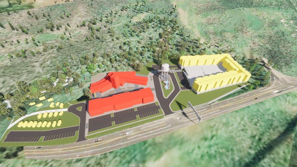 STUDIO-Architecture-NAIOP2021-Massing-view