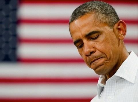 US President Barack Obama delivers remar