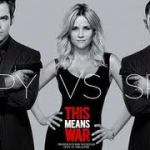 THIS MEANS WAR: A COMEDY?