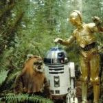 STAR WARS EPISODE 7 TITLE CHANGE: THE EWOK AND THE DROID