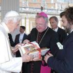 POPE DENOUNCES HOBBIT