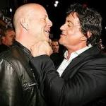WILLIS AND STALLONE GO TO WAR ON TWITTER