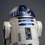 R2-D2 LEAVES ANTI-SEMITIC MESSAGE ON EX-WIFE'S PHONE