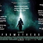 THE MOVIE POSTER OF TRUTH: PROMETHEUS