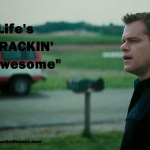MATT DAMON COMES OUT IN SUPPORT OF FRACKING