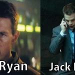 JACK RYAN VS JACK REACHER