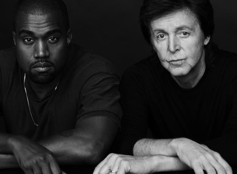 Def Jam Recordings Kanye McCartney