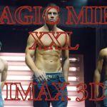 MAGIC MIKE XXL IMAX 3D CAUSES INJURIES