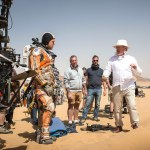 RIDLEY SCOTT REPLIES TO THE MARTIAN CASTING CONTROVERSY