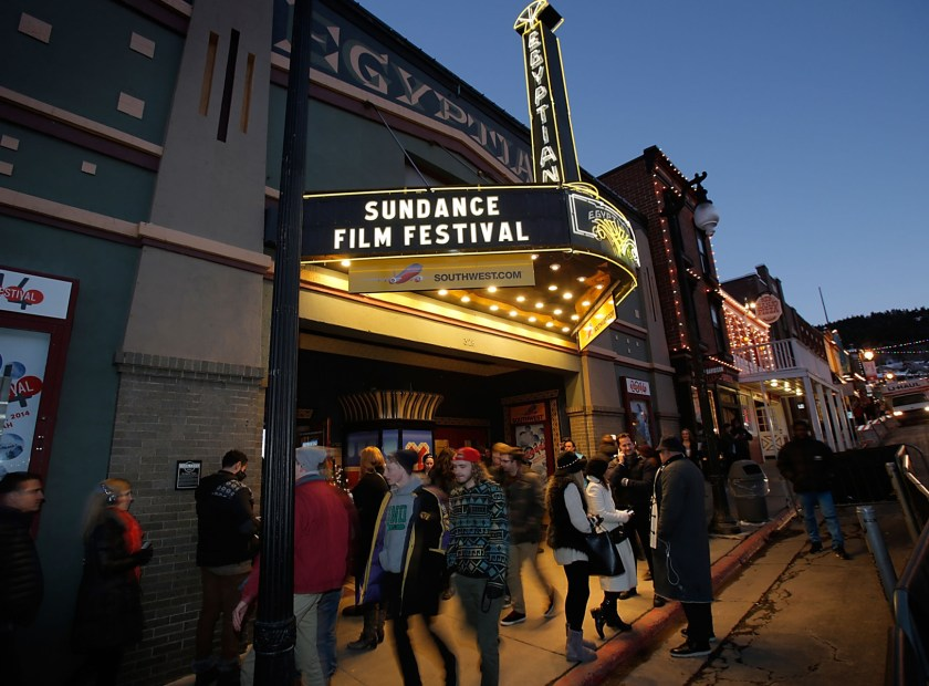 General Atmosphere - 2014 Sundance Film Festival