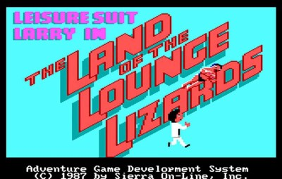 leisure suit Larry film