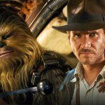 STAR WARS v INDIANA JONES 'NOT IMPOSSIBLE' SAYS GEORGE LUCAS