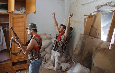 syria party