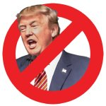 STUDIO EXEC TO STOP TALKING ABOUT DONALD TRUMP FOR  A WEEK (MAYBE MORE)
