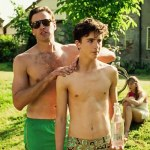 HETEROSEXUAL CALL ME BY YOUR NAME IN THE WORKS