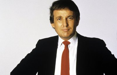 Young Trump
