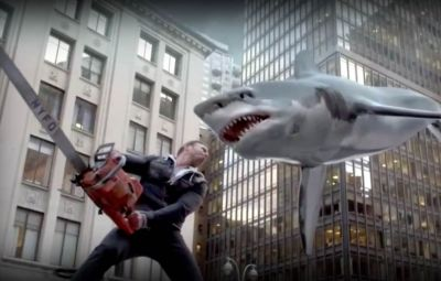 Paul Thomas Anderson Sharknado 7