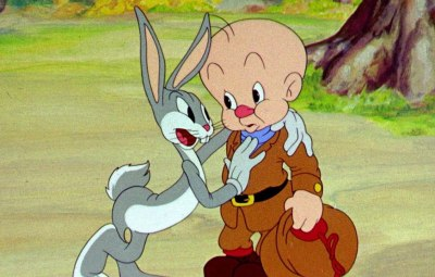 Zack Snyder Bugs Bunny
