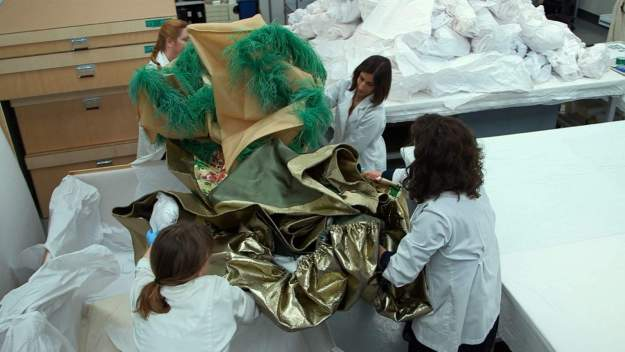 Extraction of Couture Collection