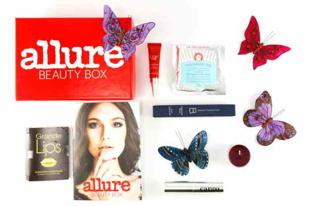 Allure Beauty Box - February