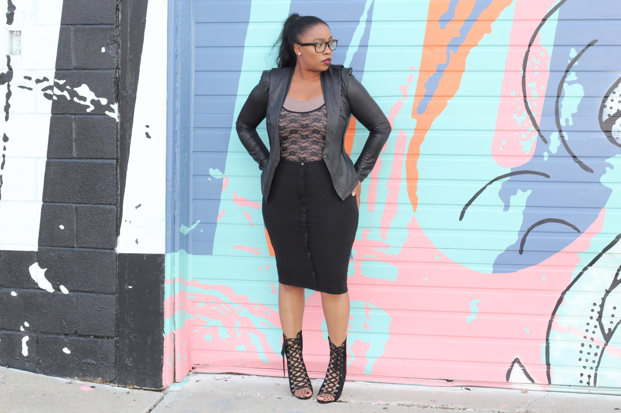 img_7642 Black Is the New BlackFall 2016 Fashion Fashion Nova Forever 21 H&M OOTD