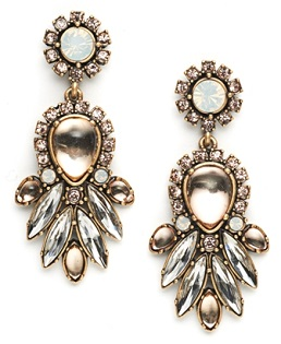 Live in Pink by Suzanna Dai Earrings, $39.50, loft.com