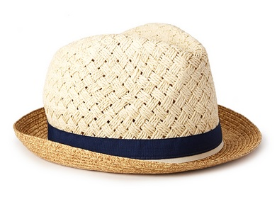 Nautical Two-Tone Fedora, $12.80, forever21.com