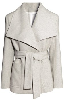 Wool Blend Jacket, $79, hm.com