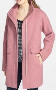 Vince Camuto Kimono Sleeve Wool Blend Coat, $136.80, nordstrom.com