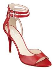 Daliboz Ankle Strap Sandals, $89, ninewest.com