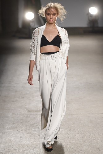 Tracey Reese, Spring 2016