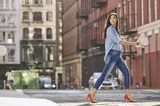 Distressed Ankle Jean, $34.99, target.com