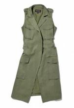 Trench Vest, $44.99, target.com