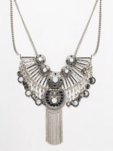 New Look Coin Necklace, $35, asos.com