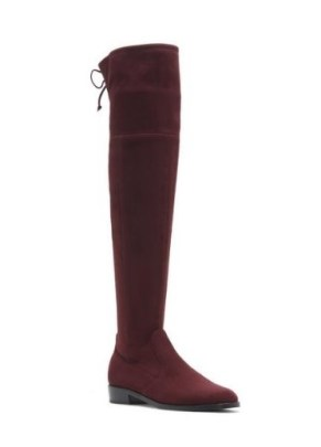 Crisintha Over-the-Knee Flat Boot, $180, vincecamuto.com