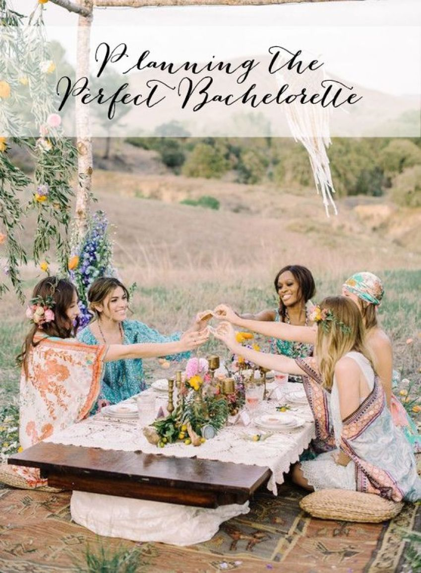 How To Plan Perfect Bachelorette