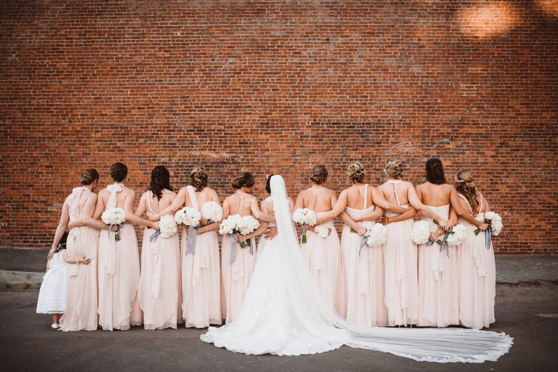 brides row styled bride