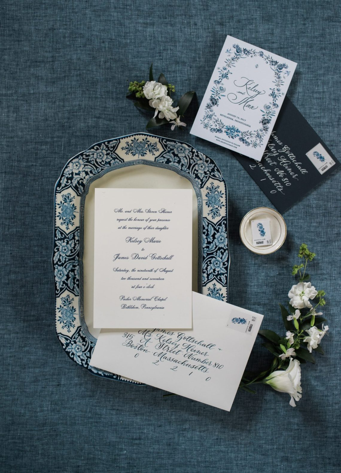 Weyhill Guest House Wedding Planned by The Styled Bride | www.thestyledbride.com