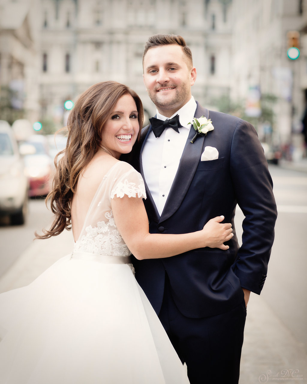 The Logan Philadelphia Wedding Planned by The Styled Bride | www.thestyledbride.com